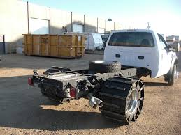 Snow Tracks For Trucks Prices | Right Track Systems Int.