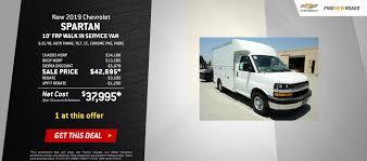 100 Spartan Truck Body RAM Chevy Dealer San Gabriel Valley Pasadena Los