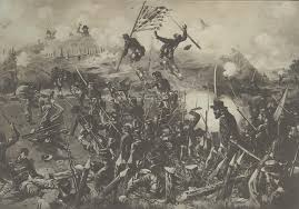 Mississippi Was The Last Major Confederate Strongholds On River General Ulysses S Grant Had Began His Attack Vicksburg In May 1863