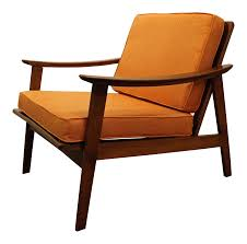 Mid-Century Danish Modern Orange Walnut Lounge Chair | Chairish Mid Century Walnut Lounge Chair Frame Adrian Pearsall Style Indigo Cdc1 Velvet American Semi Matte Lacquered Potato Chip Buy Chairs Living Room Anglo Japanese Ebonized Attributed To E W Vitra Ottoman Beauty Versions With White Zuo Priest Wood Side Set Of 2100152 The Home Depot 1960s Vintage Chairish Midcentury Modern Pair For Sale At 1stdibs Rex Kralj Opumo Folke Ohlsson Model 74c For Dux Etsy High Backed By Smilow Fniture