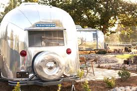 100 Restored Airstream Trailers The S Silver Lining Trailer Camp