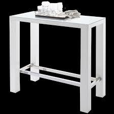 mca bartisch jam hochglanz weiß lackiert speisezimmer furniture