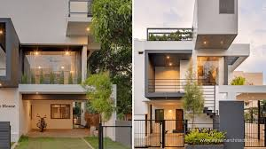 104 Housedesign Indian House Design Two Popular House Designs Indian Style Architect