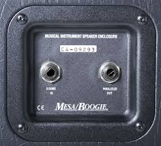 Mesa Boogie Cabinet 2x12 by 0 212r Bb F 1275 Mesa Boogie Rectifier Guitar Cabinet