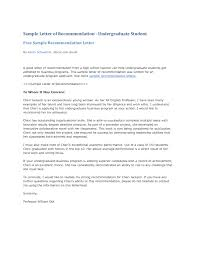 Letter Of Recommendation For Elementary Student For School Icard