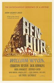 Ben Hur 1959 Poster