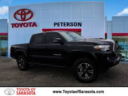 New 2018 Toyota Tacoma TRD Sport | #JM175130 | Peterson Toyota Of ... New 2018 Toyota Tacoma Trd Sport Double Cab 5 Bed V6 4x2 Automatic 2019 Upgrade 4 Door Pickup In Kelowna Preowned 2017 Crew Highlands Sr5 Vs 2015 4x4 Reader Review Product 36 Front Windshield Banner Decal Truck Off Chilliwack 2016 Used 4wd Lb At Feature Focus How To Use Clutch Start Cancel The I Tuned Suspension Nav