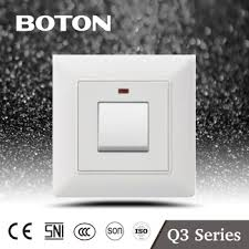 20a wall switch with indicator light high quality electric switch