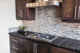breckenridge stria with glass mosaic tile 12 x 12 in