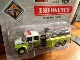 100 Boley Trucks UPC 084495417338 187 Ho Emergency Fire Truck 417387