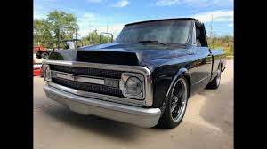 69' CHEVROLET C10 C-10 UNDER CHASSIS VIEW EBAY - YouTube
