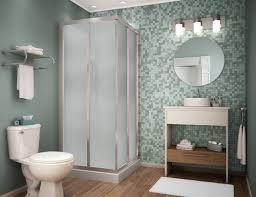 Menards Barrett Pedestal Sink by Stock Photo Of The Shower We Used Maax Mediterranean Iii 32