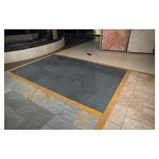 black slate 12x12 tile gauged