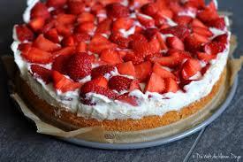 erdbeer mascarpone kuchen so schmeckt der sommer