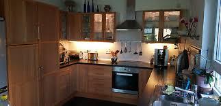 ikea faktum küche massivholzfront ulriksdal eiche sehr