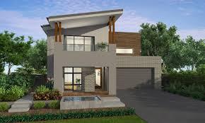100 Narrow Lot Design Two Storey Home Living McDonald Jones Homes