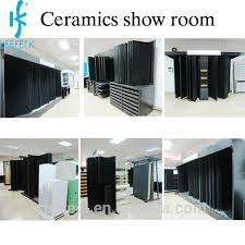 tile showroom display ceramic display ceramic tile display