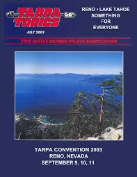 Tile Setter Salary Australia by 2003 07 Tarpa Topics By Twa Active Retired Pilots Assn Issuu