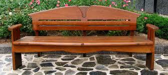styles of garden benches photos