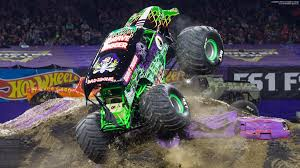 99 Monster Trucks In Phoenix Jam State Farm Stadium 19 January