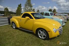 Chevrolet SSR Convertible 1st Generation