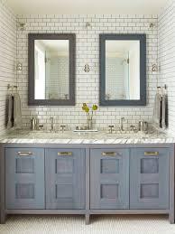 Menards Bathroom Double Sinks by Best 25 Small Double Vanity Ideas On Pinterest Sinks With Regard