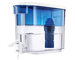 amazon com pur 18 cup water filtration dispenser w 1 filter