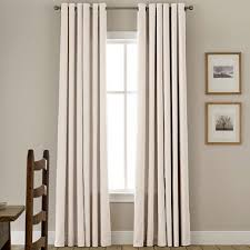 jcpenney home jenner grommet top thermal curtain panel