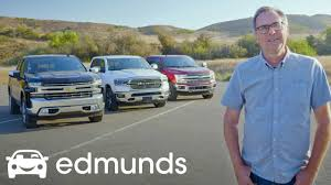100 Edmunds Used Trucks Ford F150 Ram 1500 And Chevy Silverado Battle For Pickup Truck Supremacy Video