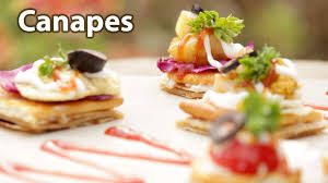 what does canape tasty canapes