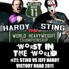 Halloween Havoc 1998 Hogan Warrior by The Wrestling Section Worst In The World Sting Vs Jeff Hardy