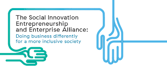 si e social entreprise enterprise doing business differently for a more inclusive society
