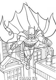 Batman Coloring Pages To Print Free Qlyview Com