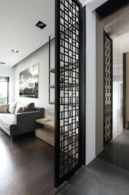 Floor To Ceiling Tension Pole by Fascinating Half Wall Room Divider For Interior Design Home