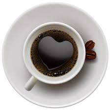 Coffee Cup With Heart Png Vector Clipart Transparent Free Download