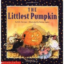 Spookley The Square Pumpkin Book Amazon by The Littlest Pumpkin By R A Herman