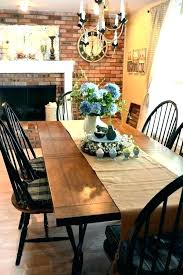 Farmhouse Table Chairs Outdated Dining