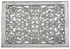 Decorative Return Air Grille Canada decorative vent covers hrv industries scroll design floor