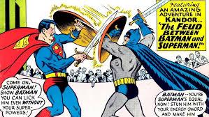 Worlds Finest Comics No