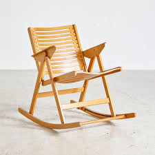 Rex Rocking Chair By Niko Kralj For Impakta Les, 1970s Kroken Leather Armchair With Ftstool By Ake Fribytter For Nelo Mbel 1970s Midcentury Folding Rocking Chair 2019 Set Of Four Craft Revival Beech And Cherry 1903 2 50 M23352 Plywood Webbing Seat Back Hand Produced Laminated Oak Wishbone Rocking Chair Hans J Wegner A Model Ge673 The Keyhole Foldable For Sale At 1stdibs Fabric Vintage Vintage Lumbarest Gregg Fleishman Super Solid Wood Horse Danish 1960s Projects House Of Vintage Fniture