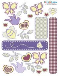 Free Downloads Of Digital Stickers For Scrapbooks