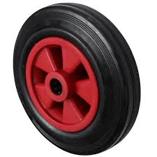 2x 200MM Black Rubber Tyre With Red Plastic Centre Sack Truck ... Black Rhino Truck Wheels Introduces The Overland 2x 200mm Rubber Tyre With Red Plastic Centre Sack Traverse Matte West Coast Wheel Tire Rims By New For 2014 Letaba In 042018 F150 Xd 20x9 Rock Star Ii 12 Offset Armory Custom Warlord At Butler Tires And In Fuel Sledge D595 Gloss Milled Aftermarket 4x4 Lifted Sota Offroad 20 Pictures Yeti Score Trophy Method 105 2 Axial