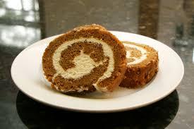 Pecan Pumpkin Bars Paula Deen by Pumpkin Cake Roll With Cream Cheese Filling Recipe