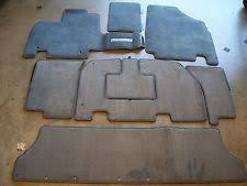 Honda Carpet by Honda Gray Car U0026 Truck Floor Mats U0026 Carpets Ebay