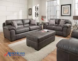 5407 – Santa Fe Grey Sofa – American Furniture Manufacturing