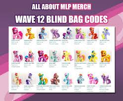 Wave 12 Blind Bag Codes Found