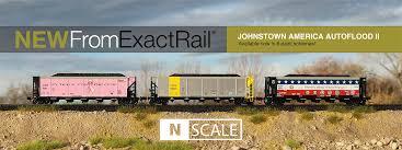 99 N Scale Trucks ExactRail HO Model Trains Fine Model Freight Cars
