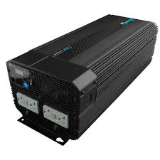 100 Power Inverters For Trucks Xantrex X 5000 Inverter Dual GFCI Remote ONOFF UL458