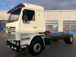 100 Truck Retarder SCANIA 143420 MANUAL RETARDER SUPER CONDITION 1995 Chassis