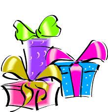 Free Icons Birthday Gift Clip Art
